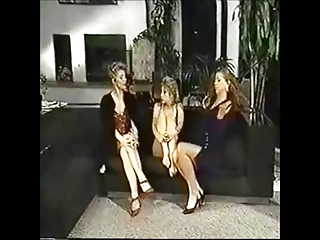 Tiffany Mynx, Sharon Kane, and Jessie James