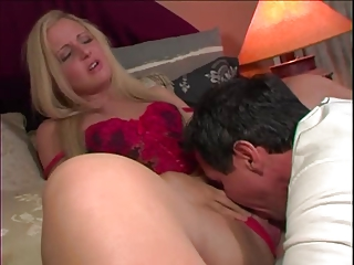Ariel Summers and Peter North