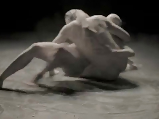 Erotic Dance Performance 4 - Proximity and Distance of Sexes
