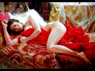 The Erotic Art of Eric  K. Wallis