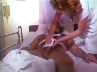 Lisa Deleeuw Angel of Mercy Blowjob  Vintage